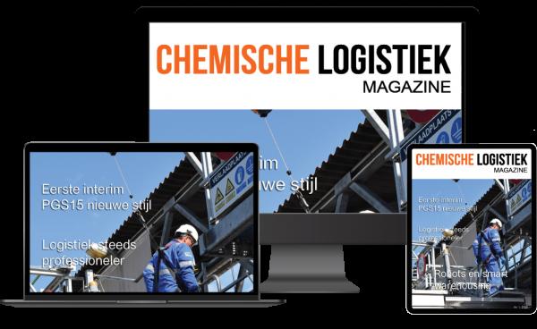 Chemische Logistiek Magazine (Jaarabonnement) 1