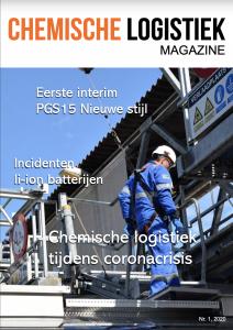 Chemische Logistiek Magazine gelanceerd 1