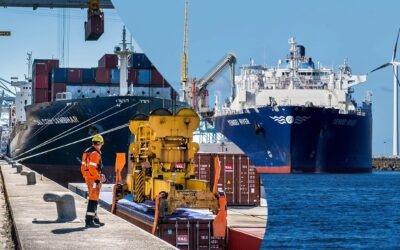 Havens van Antwerpen en Zeebrugge fuseren