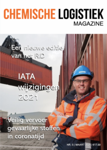 Chemische Logistiek Magazine Ed. 5 1