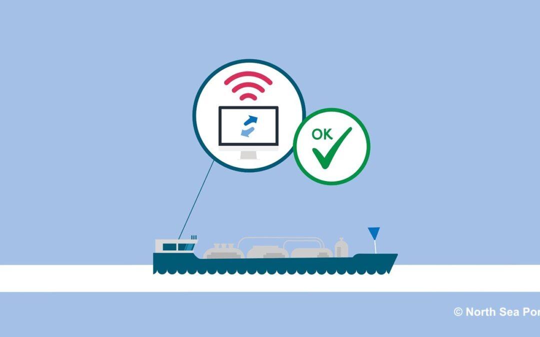 Meldplicht voor vervoerders gevaarlijke goederen op Vlaamse waterwegen