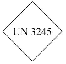 De huidige etiketten voor het vervoeren van gevaarlijke stoffen in Limited Quantities verschillen van de etiketten die vroeger gebruikt werden. Toch zie ik wel eens zendingen met zo'n 'oud' etiket. Is dat wel toegestaan? 3