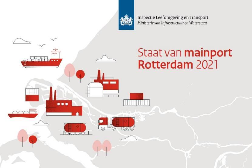 ILT combineert gegevens risico's Rotterdams havengebied