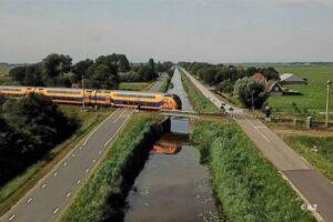 ILT ziet verbeterpunten voor veiligheid op het spoor 1