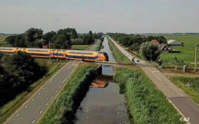 ILT ziet verbeterpunten voor veiligheid op het spoor