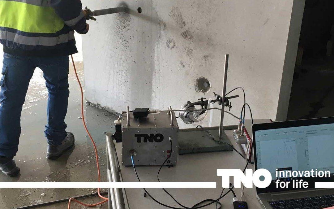 TNO werkt aan deeltjessensor om gevaarlijke stoffen zichtbaar te maken