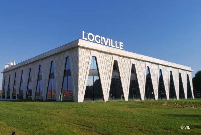 Log!Ville innovatie- en democentrum geopend